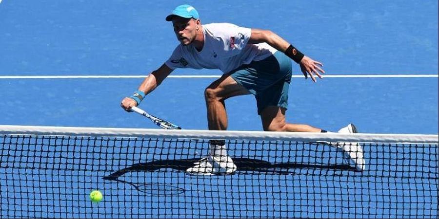 Australia's James Duckworth