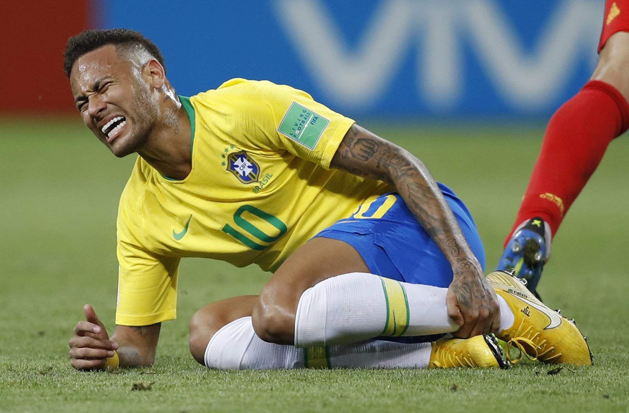 Neymar (Photo | AP)