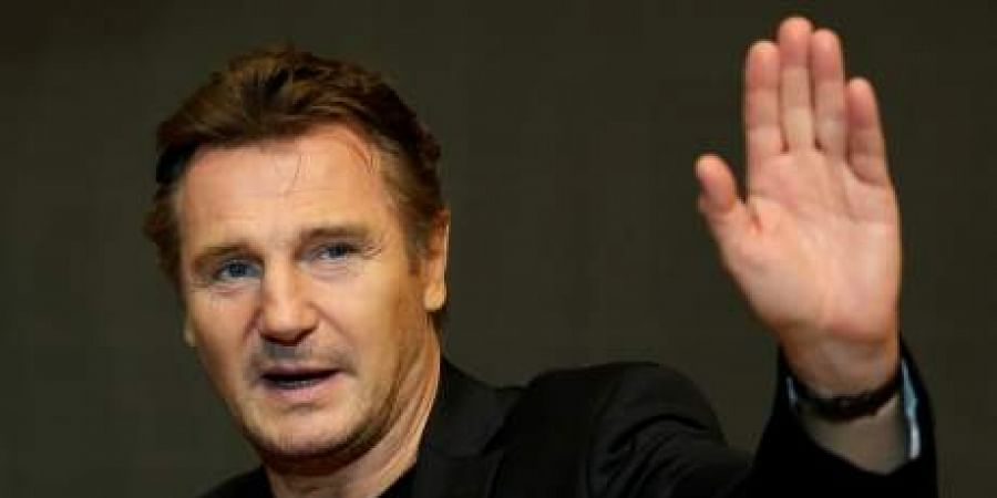 Liam Neeson once contemplated racist revenge after family