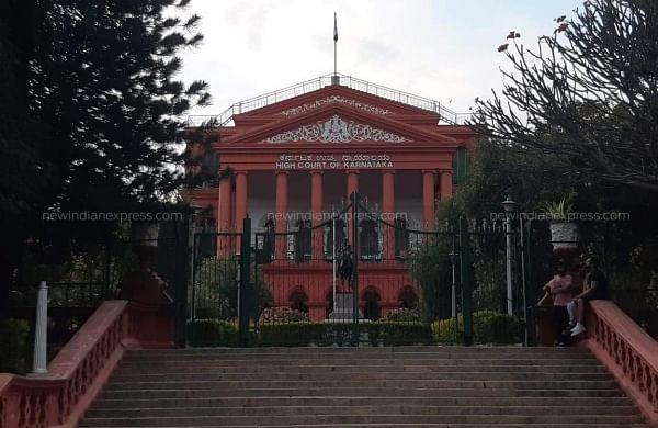 Karnataka High Court. (Photo | Bechu S)