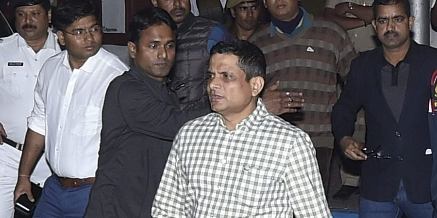 Kolkata Police Commissioner Rajeev Kumar