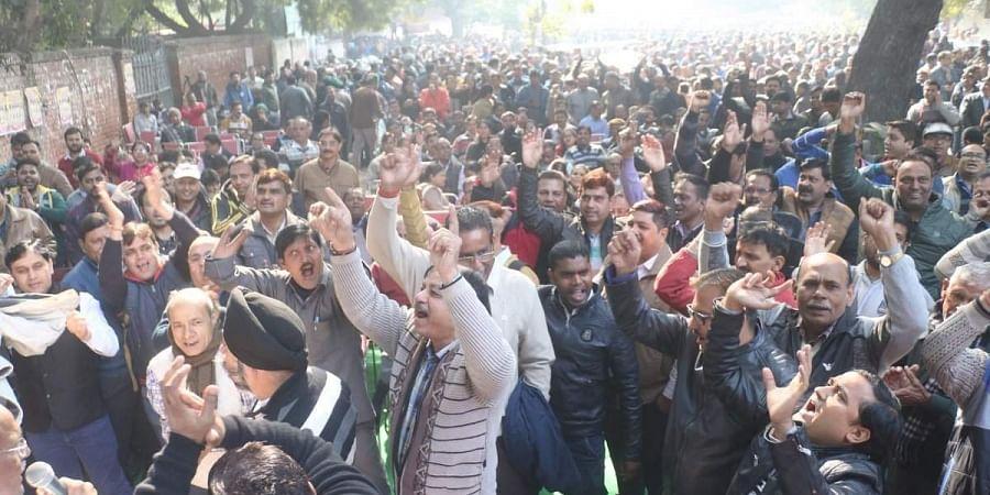 Uttar Pradesh government employees