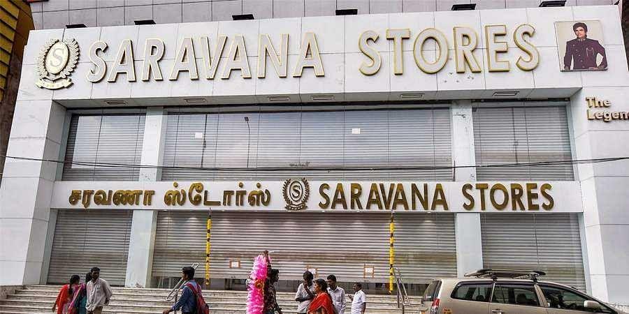 12 Kg Gold 626 Carats Of Diamonds Seized During Saravana Stores