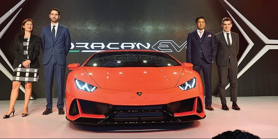 Lamborghini Launches Huracan Evo At Rs 3 73 Crore The New Indian