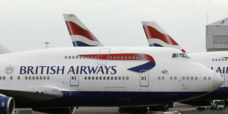 British Airways flight from Hyderabad aborts landing at