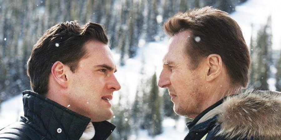 A still from 'Cold Pursuit'