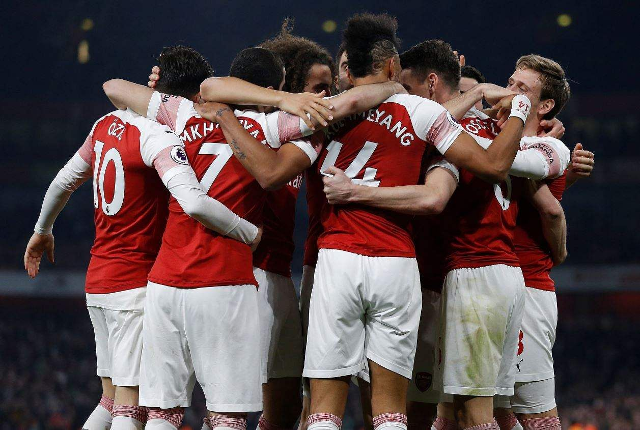 Arsenal football team, Arsenal FC