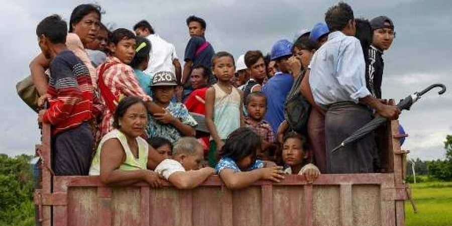 Image result for bangladeshis escaping to india