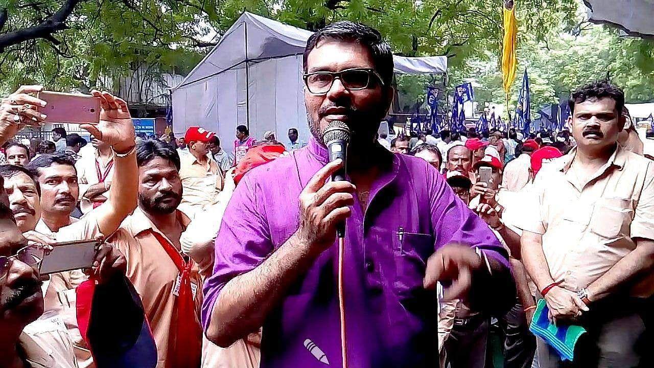 Palakkad MP MB Rajesh