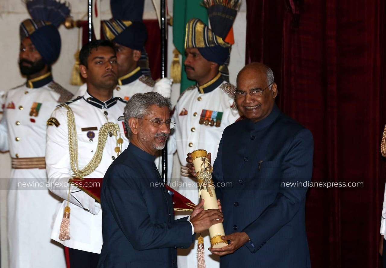 Padma Awards ceremony-Photo