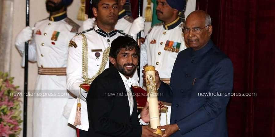 Padma Awards ceremony-Photo