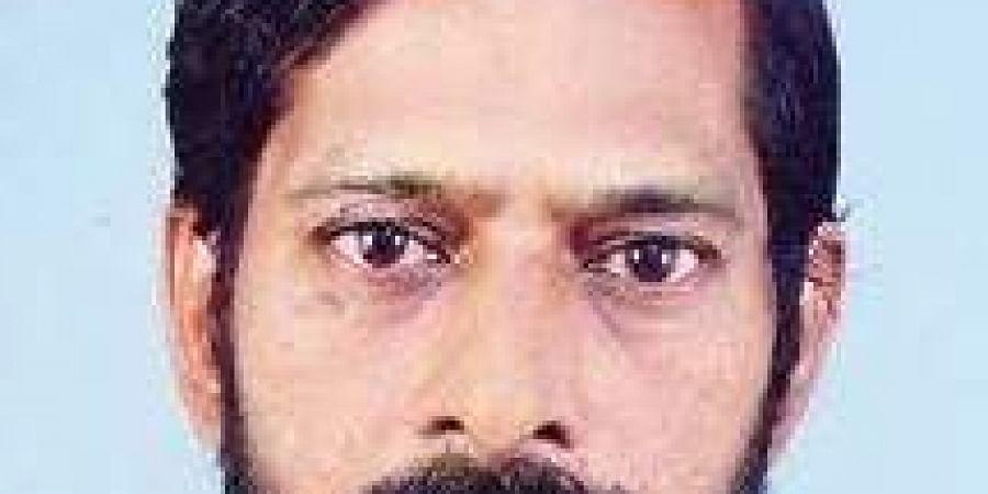 Journalist K Padmakumar