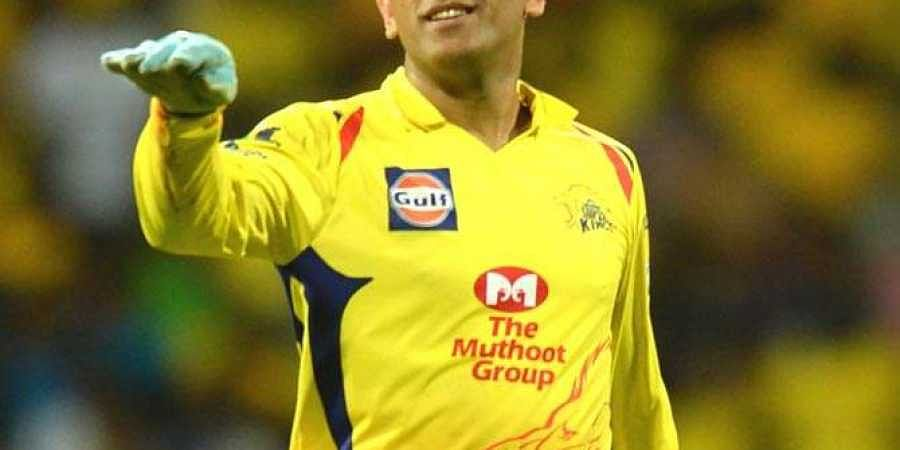Ipl 2019 Csk S N Jagadeesan In Awe Of Ms Dhoni S Fitness The New