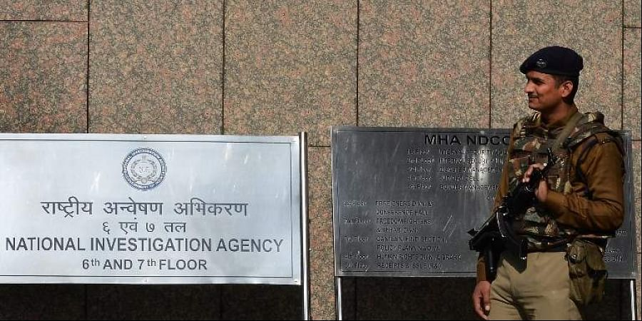 National Investigation Agency, NIA