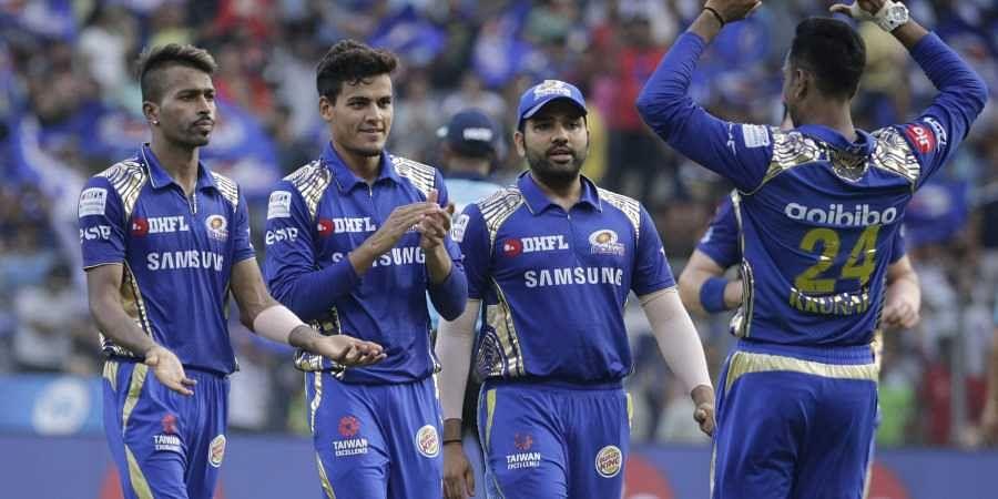 Mumbai Indians'  (File | AP)