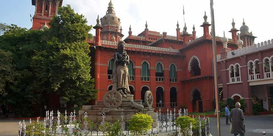 Image result for high court of madras