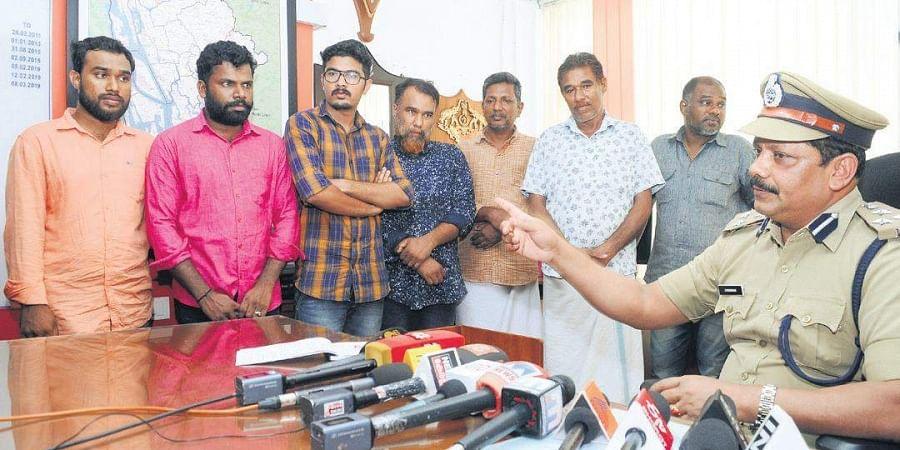 Image result for kochi thrikkakara jibin murder case follow up