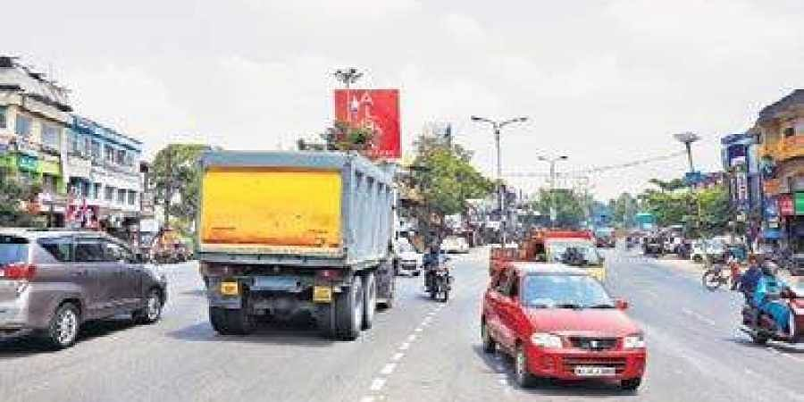 The Athani Junction which is turning a death trap