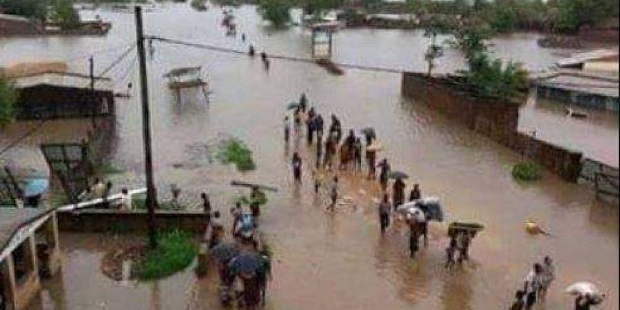 Africa floods