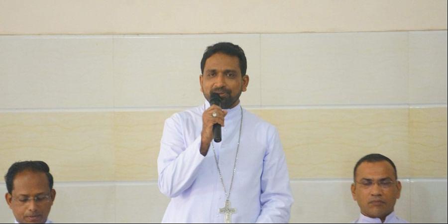 Bishop of Idukki Diocese Mar John Nellikunnel