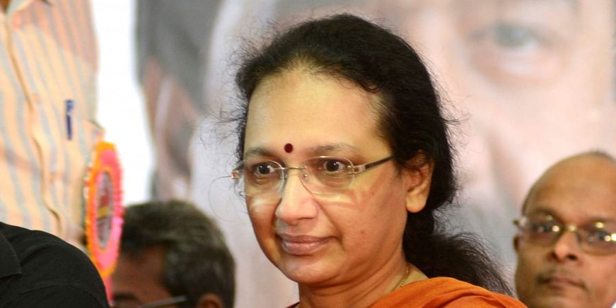 Nalini Netto​'s relation with the CM Pinarayi Vijayan's political secretary hit a new low and important file were not shown to her.