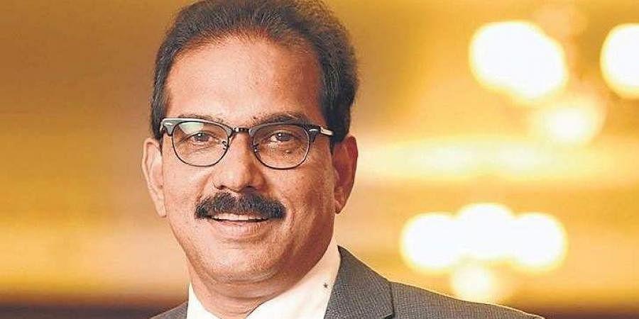 Kitex Garments chairman Sabu M Jacob