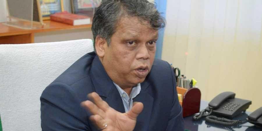 Kerala Police Chief Loknath Behera