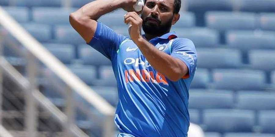 Chargesheet filed against cricketer Mohammed Shami