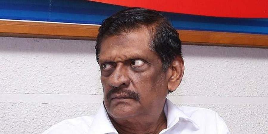 Kerala Congress (M) leader PJ Joseph