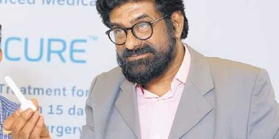 Dr Rajah Vijay Kumar