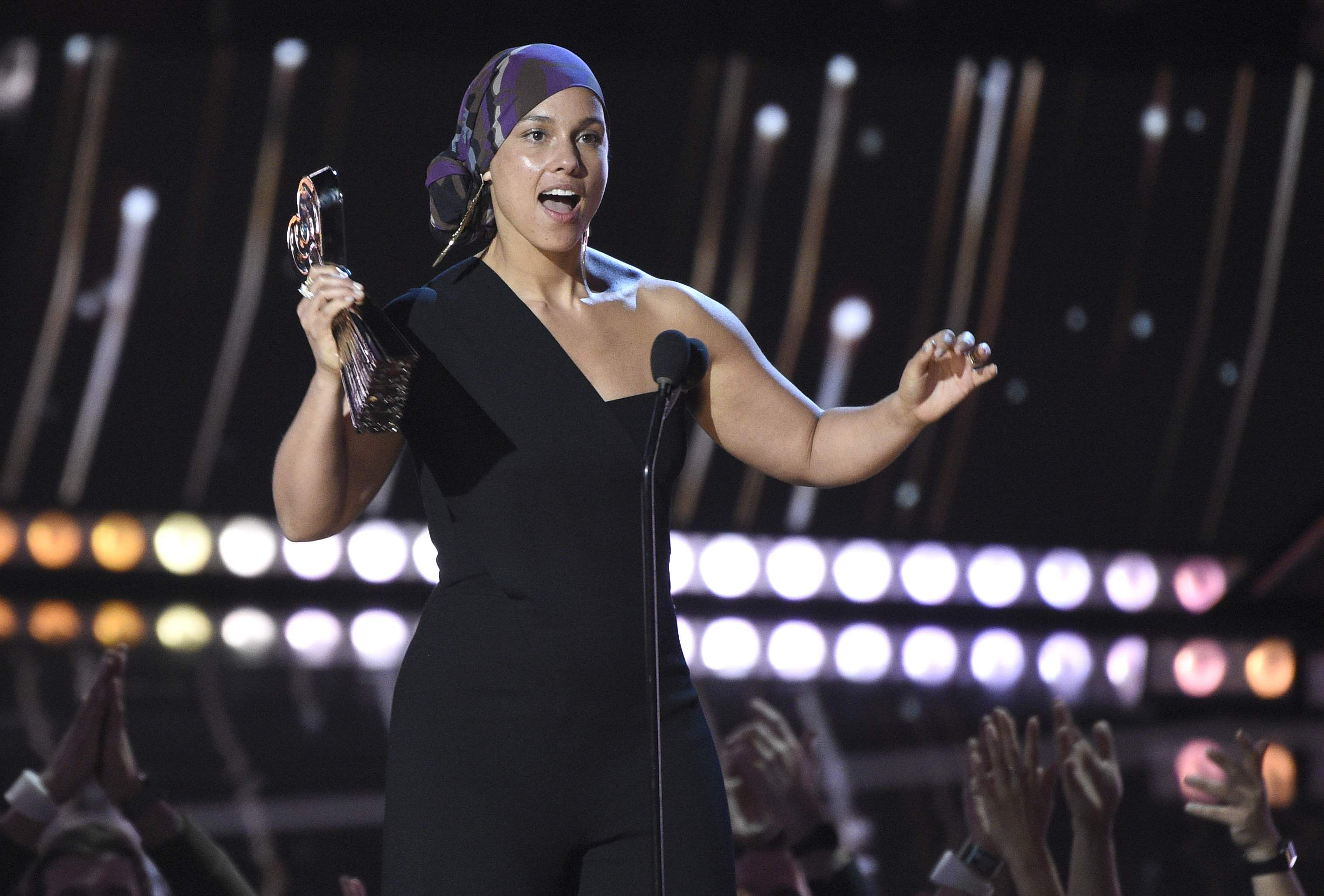 iHeartRadio Music Awards: Winning moments in pictures- The New