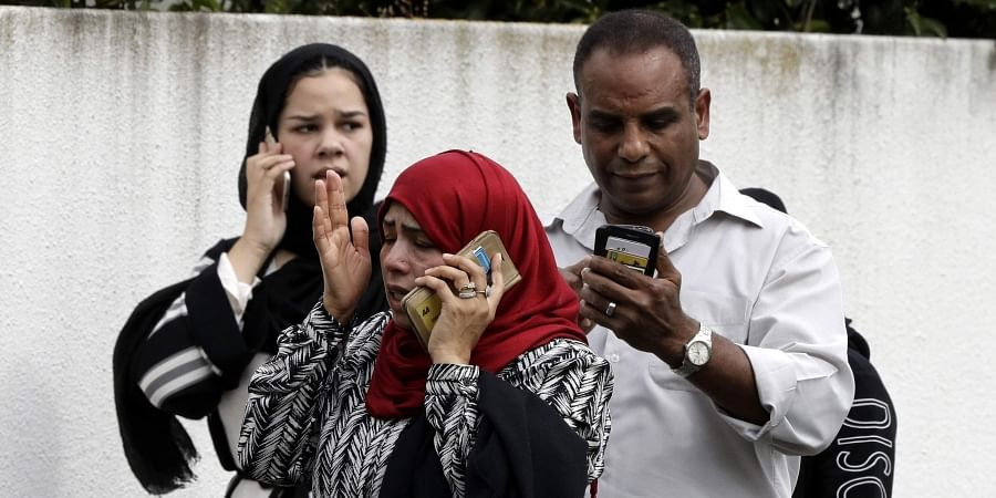 New Zealand mosque gunman livestreamed shooting, published manifesto