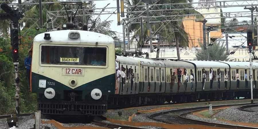 Chennai local train