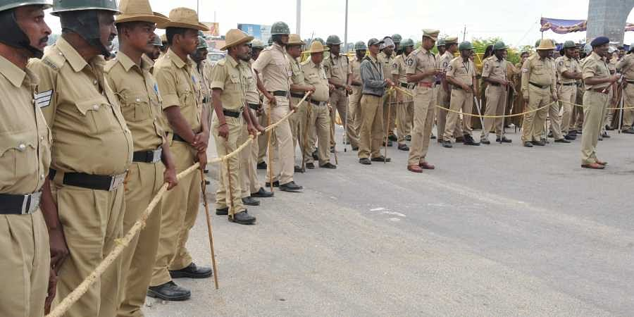 Did somebody forget Karnataka police need training too?- The New