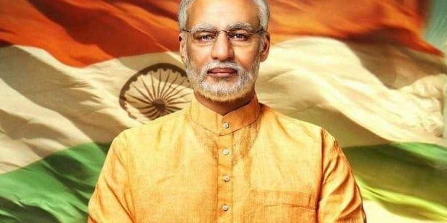 A still from Vivek Oberoi-starrer 'PM Narendra Modi'.