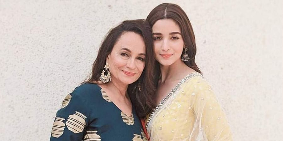Soni Razdan And Alia Bhatt Photo