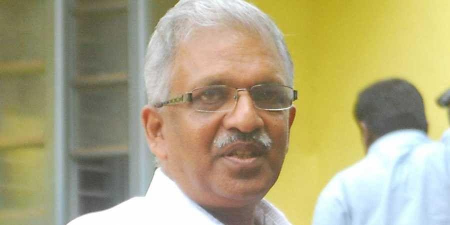 CPM leader P Jayarajan