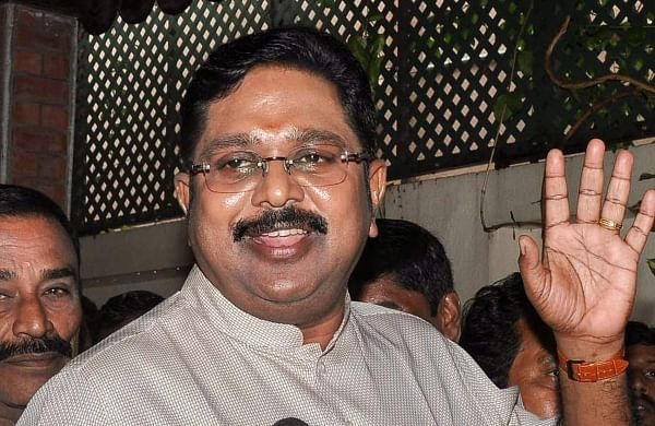 AMMK leader TTV Dhinakaran unanimously elected as its general secretary