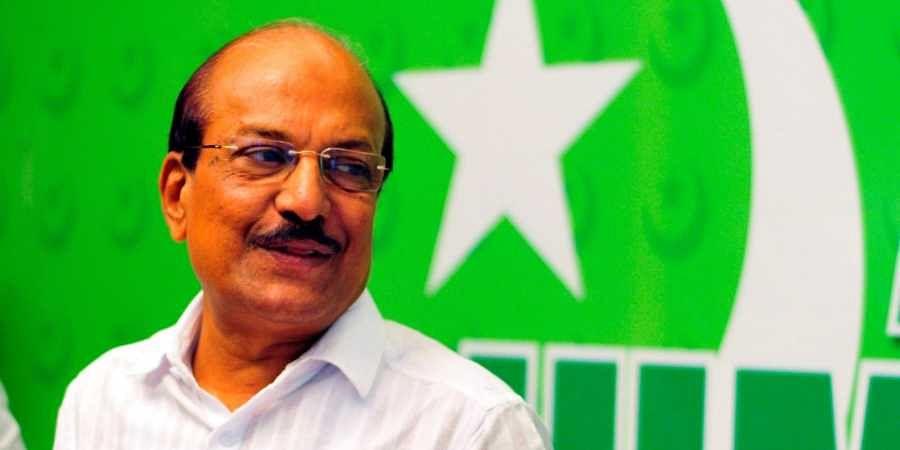 IUML national general secretary PK Kunhalikutty
