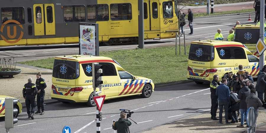Dutch shooting suspect 'has confessed'