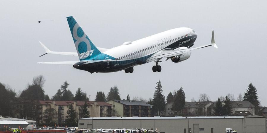 Ethiopia minister: 'Clear similarities' in Boeing crashes:The Asahi Shimbun