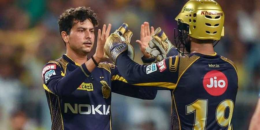 Image result for kuldeep yadav ipl 2019