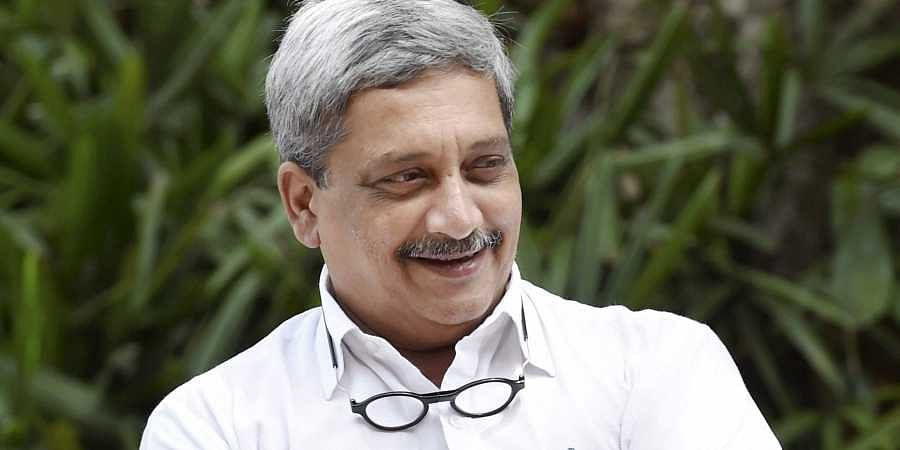 When Manohar Parrikar extended his financial suport for shooter Tejaswini