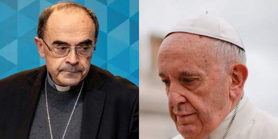Philippe Barbarin, Pope Francis