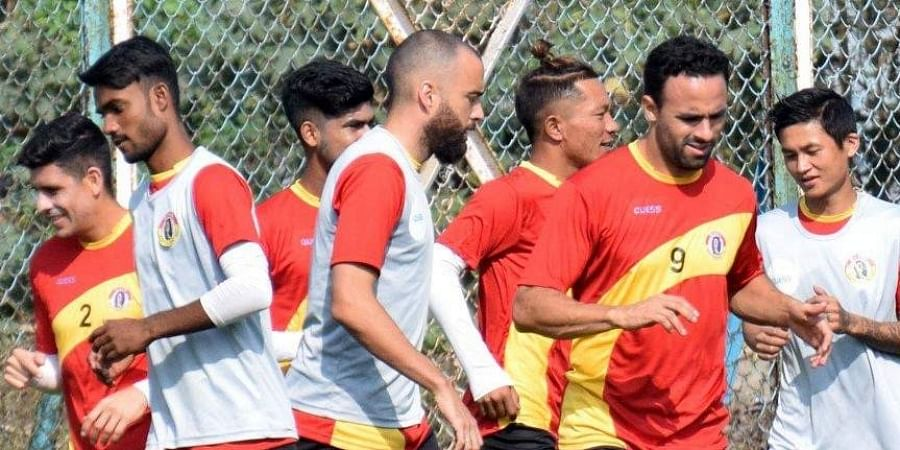 Quess East Bengal team