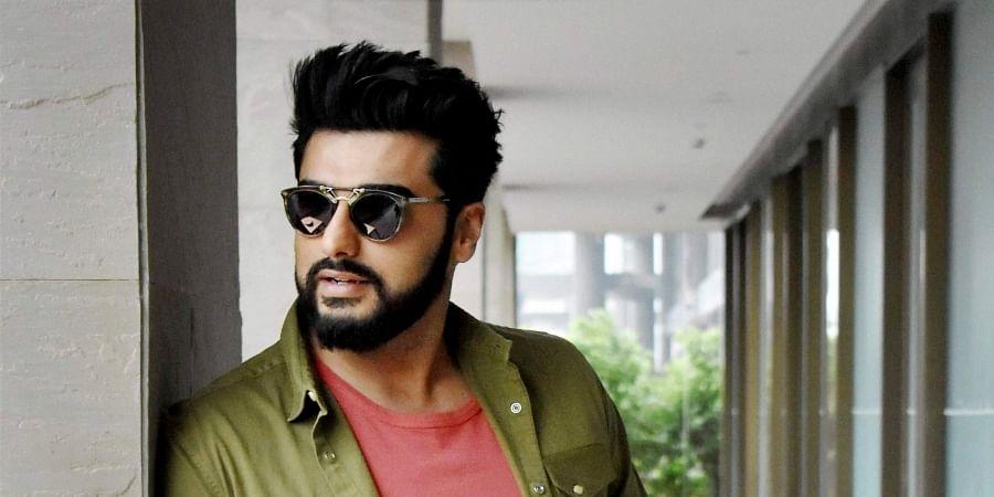 Bollywood actor Arjun Kapoor