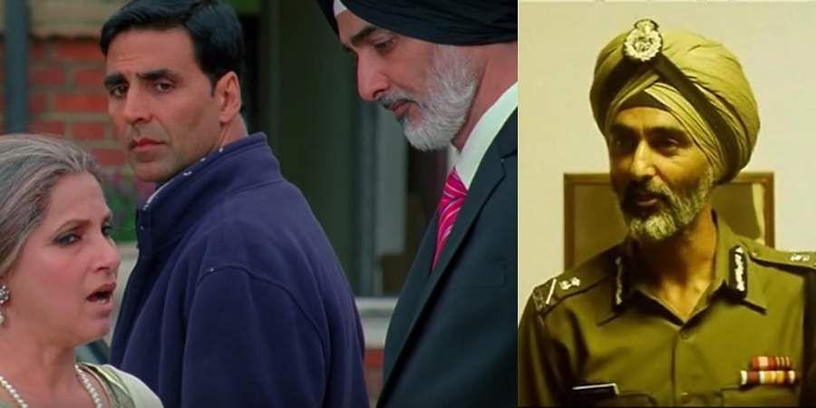 Bollywood actor Savi Sidhu