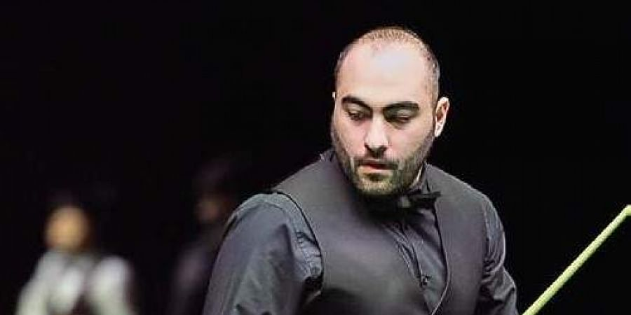 Hossein Vafaei is the first professional snooker player to represent Iran.