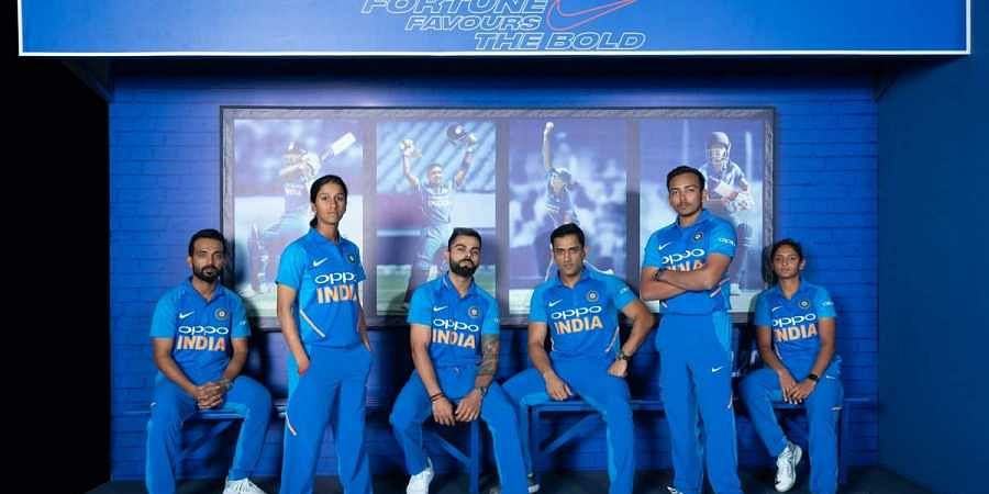 World Cup 2019: Orange secondary colour for Men in Blue- The New
