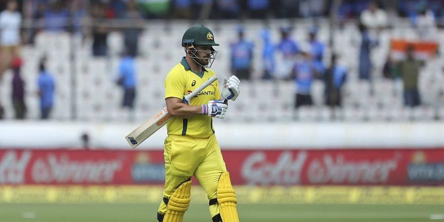India vs Australia 1st ODI scorecard